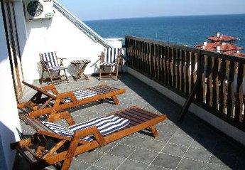 Apartment in Bulgaria, Sveti Vlas: Balcony