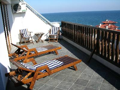 Apartment in Bulgaria, Sveti Vlas: Balcony