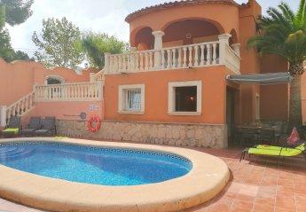6 bedroom Villa for rent in Javea