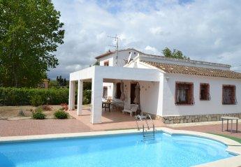 3 bedroom Chalet for rent in Oliva