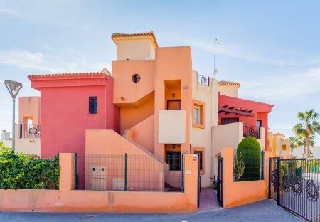 Apartment in Los Balcones, Spain