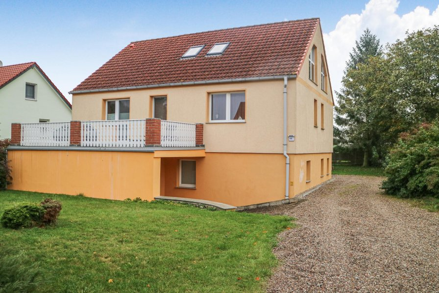 Owners abroad Kalkhorst holiday apartment rental