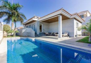 5 bedroom Villa for rent in Puerto de Santiago