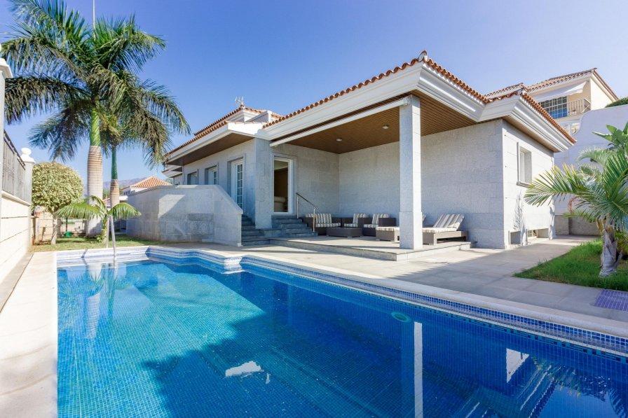 Owners abroad Villa in Puerto de Santiago, Tenerife