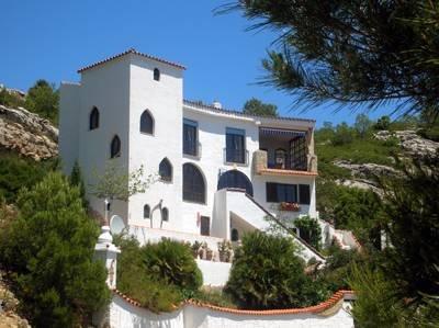 Apartment in Spain, El Pilar: View of penthouse apartment (top floor)