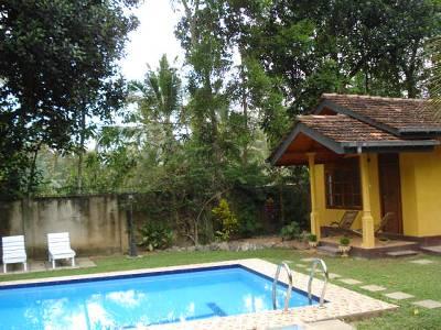 Studio apartment in Sri Lanka, Hikkaduwa: Cinnamon Lodge Cabana
