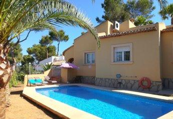 2 bedroom Villa for rent in Javea
