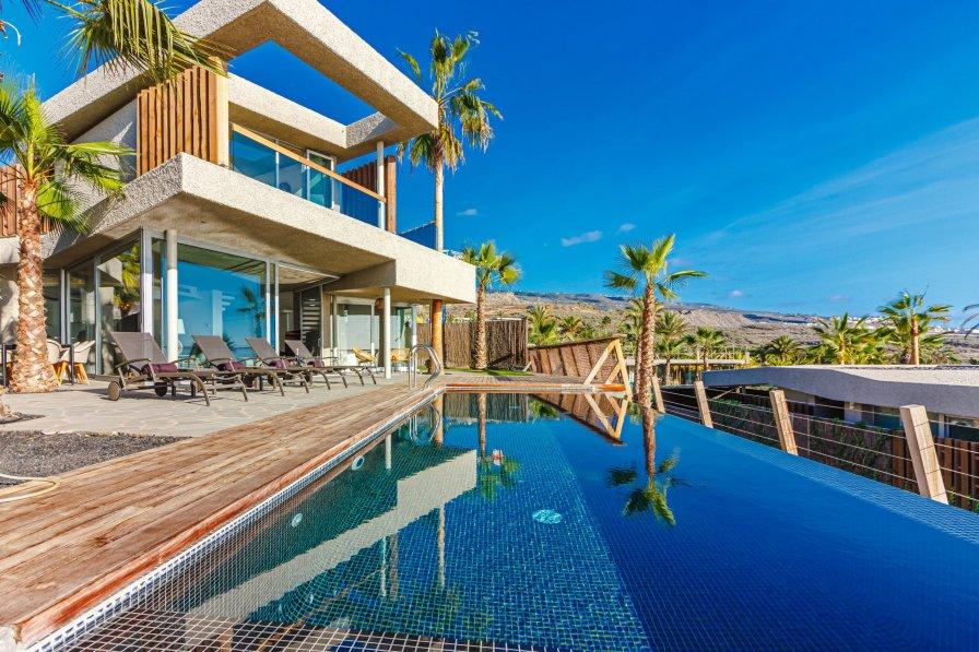 Owners abroad Guía de Isora holiday villa rental