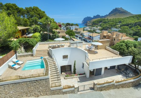 Villa in Cala San Vicente, Majorca