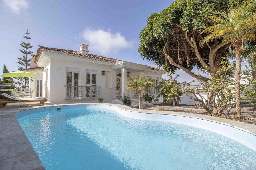 Owners abroad Villa to rent in Risco del Perro, Tenerife