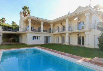 3 bedroom Villa for rent in San Roque