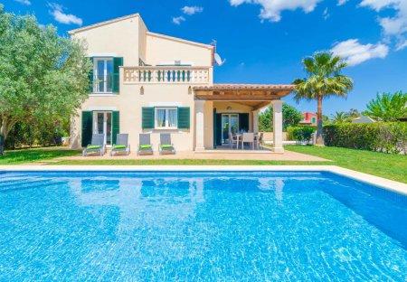 Villa in Dalt Sa Rapita, Majorca