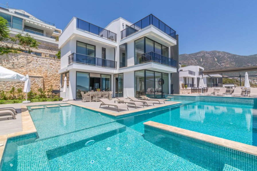 Owners abroad Villa Meryem