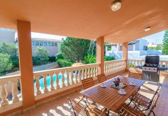 4 bedroom Villa for rent in Sa Coma, San Lorenzo
