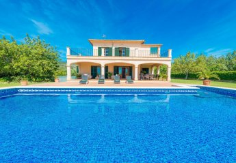 4 bedroom Villa for rent in Binissalem