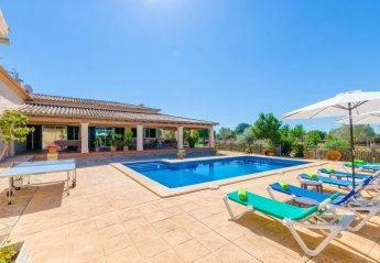 4 bedroom Villa for rent in Llucmajor