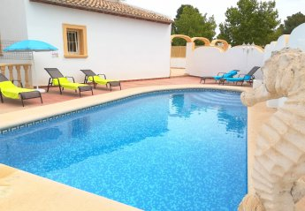 4 bedroom Villa for rent in Javea
