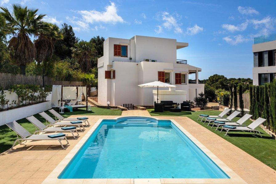 Villa in Spain, Puig Den Vinyets