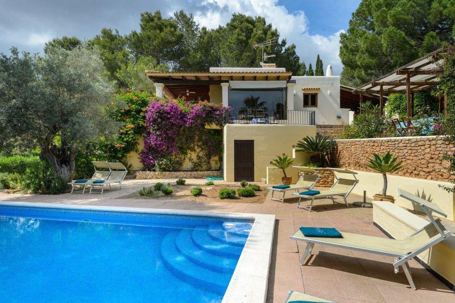 Owners abroad Villa rental in San Antonio, Ibiza