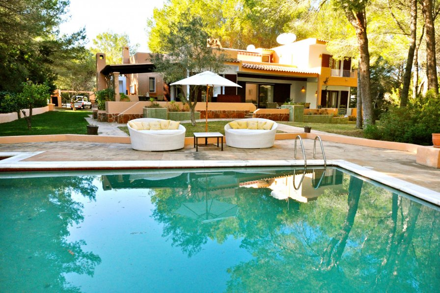 Owners abroad Villa rental in La Joya, Ibiza