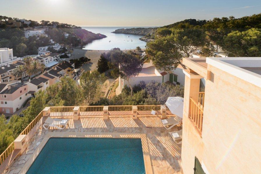 Owners abroad Villa to rent in Cala Vadella, Ibiza