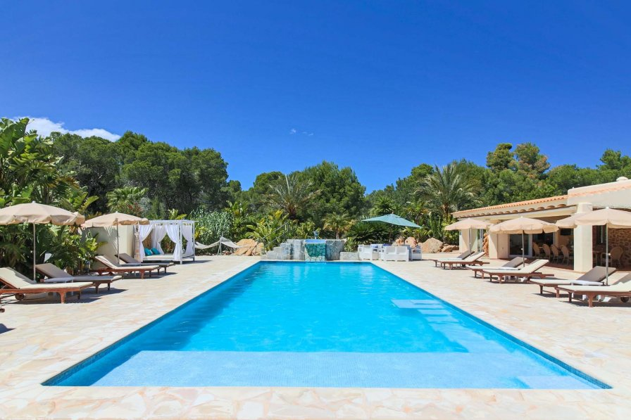 Owners abroad Villa rental in Santa Eulària des Riu, Ibiza