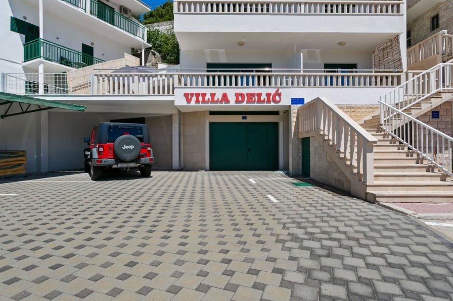 Apartment in Croatia, Drvenik