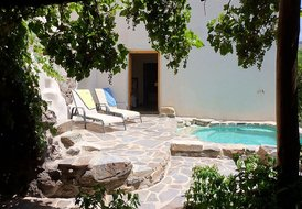 Village House with Pool - Torvizcon