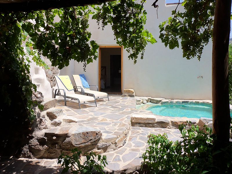 Village house in Spain, Alpujarras: Pool
