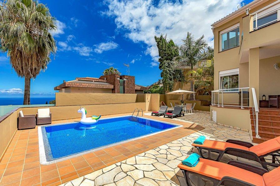 Owners abroad Villa in Las Cuevas, Tenerife