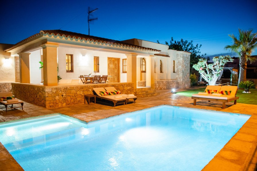 Owners abroad Villa to rent in Cas Corp, Ibiza