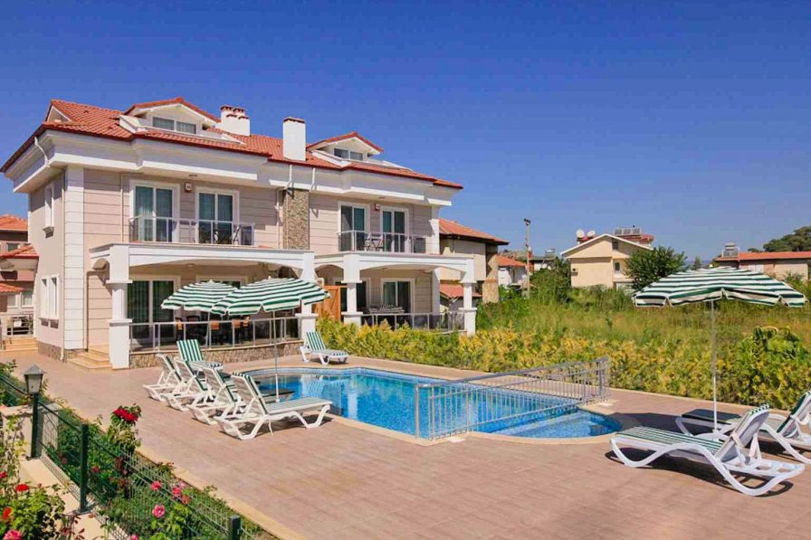 Owners abroad Villa Canberk