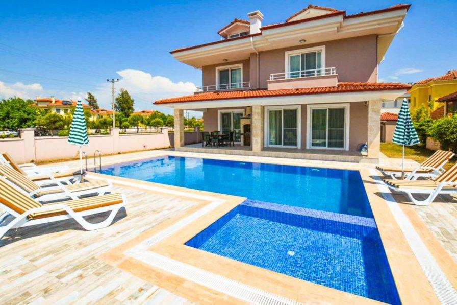 Owners abroad Villa Seda
