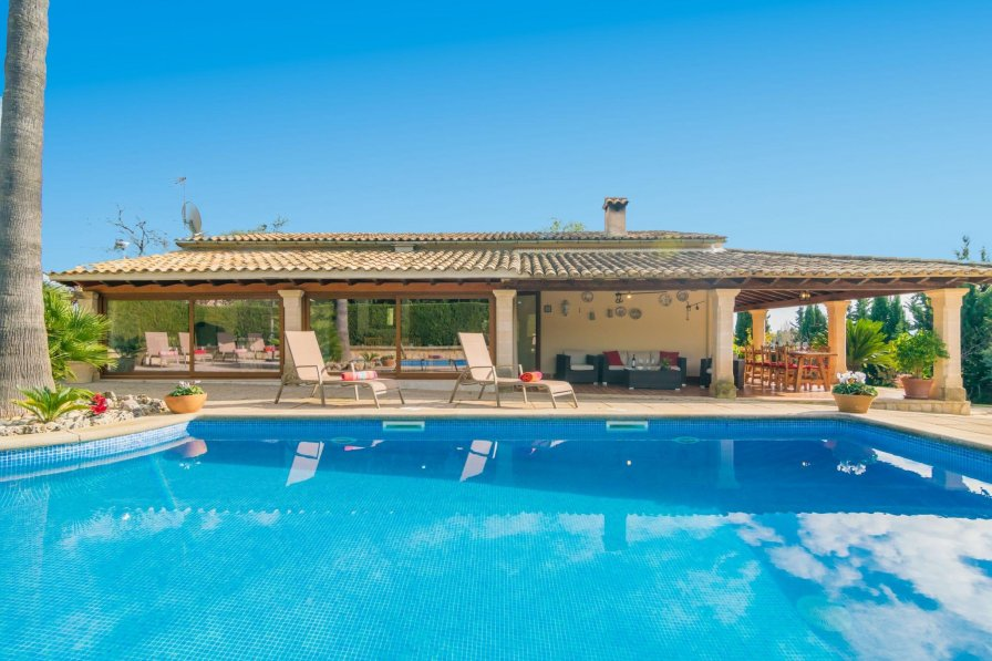 Owners abroad Villa to rent in Selva, Majorca