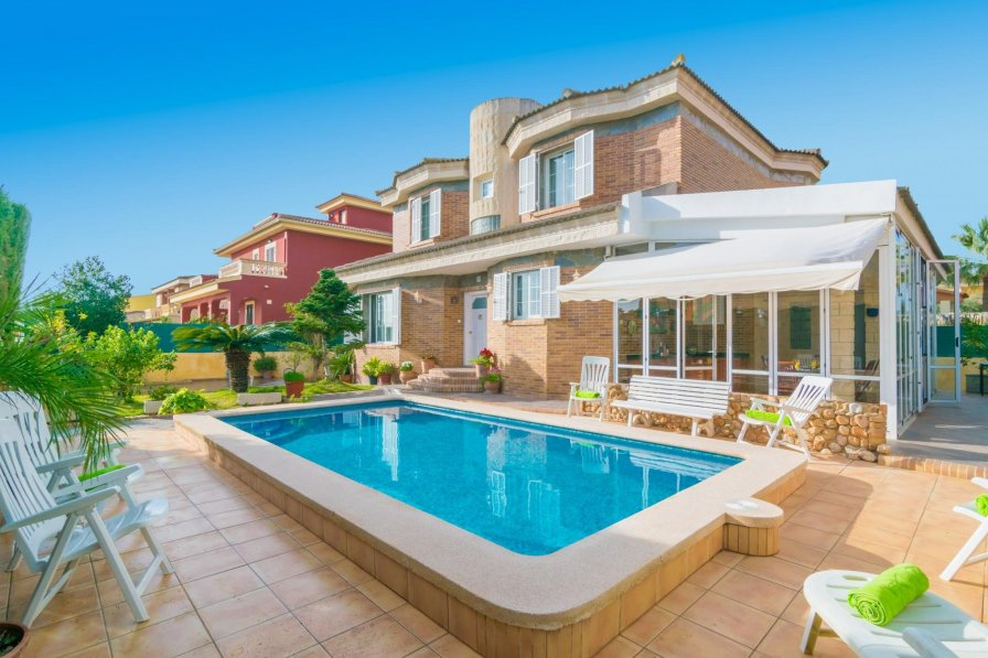 Owners abroad Holiday villa in Can Carbonell, Majorca