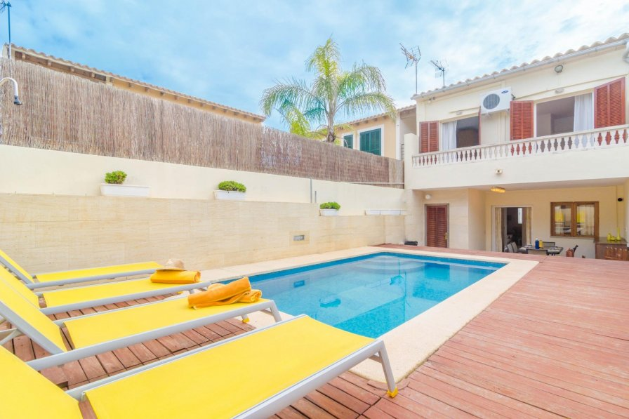 Owners abroad Villa to rent in Cala Pi, Majorca
