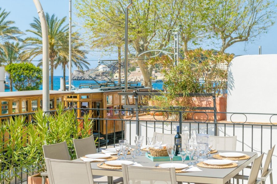 Owners abroad Villa in Port de Sóller, Majorca