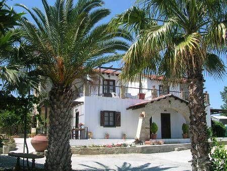 Villa in Cyprus, Tochni: Villa Evalena