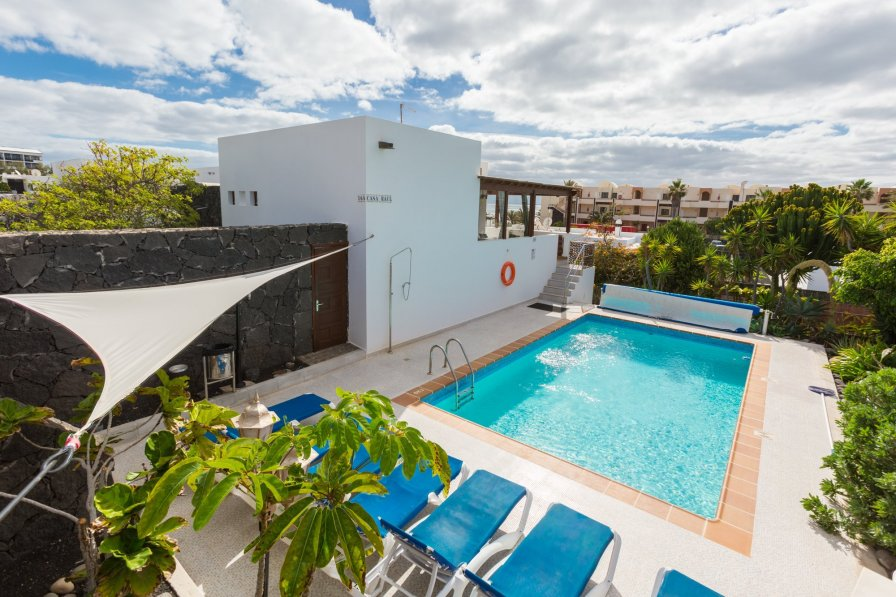 Owners abroad Villa to rent in Montaña Roja, Lanzarote