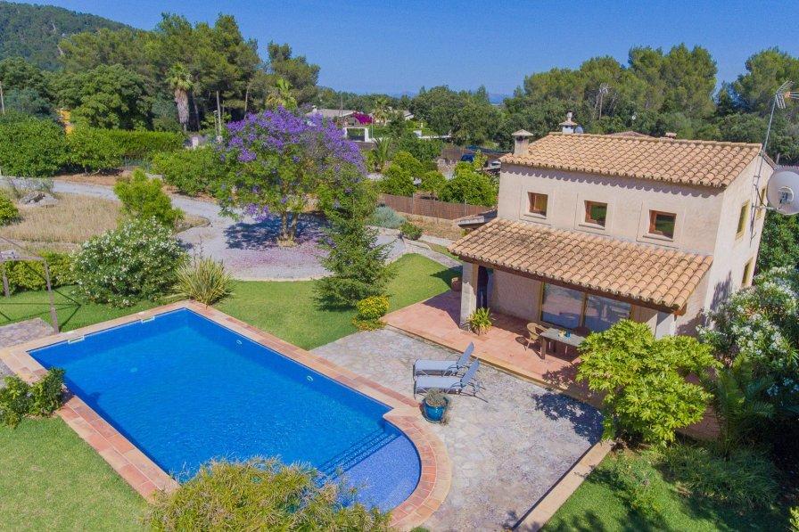 Owners abroad Villa in Crestatx, Majorca