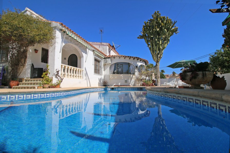 Owners abroad Holiday villa in Gran Sol, Costa Blanca