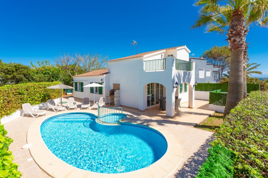 Owners abroad Villa in Cales Piques, Menorca