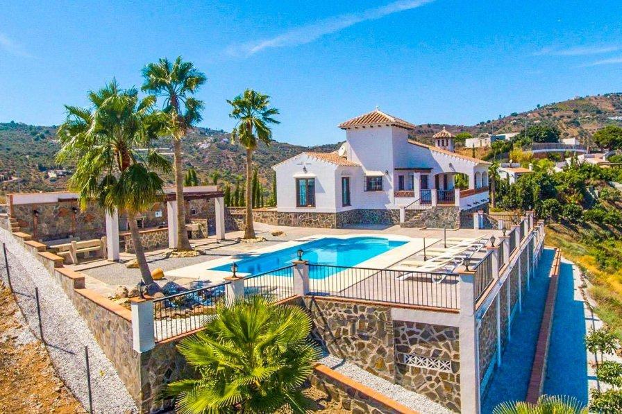 Owners abroad Villa rental in Torrox, Costa del Sol