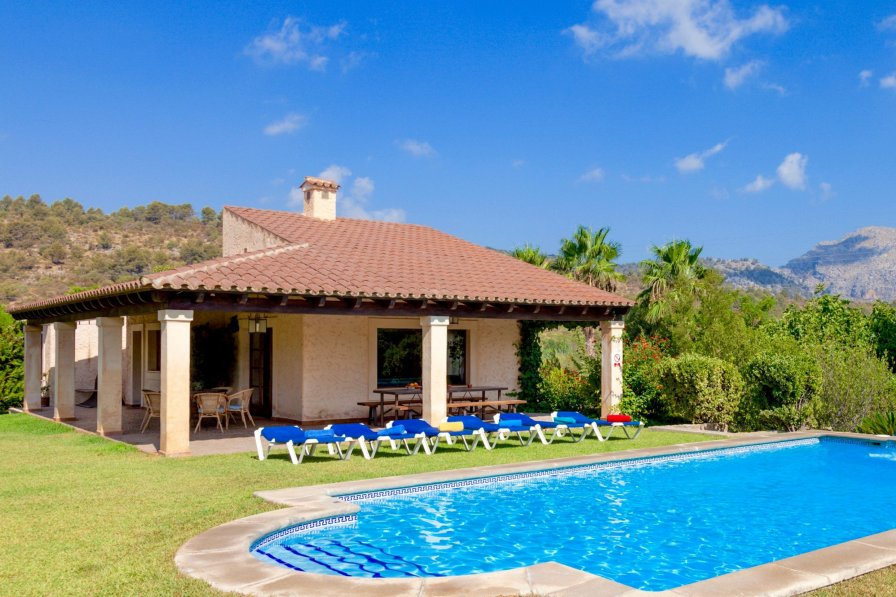 Owners abroad Holiday villa in Pollensa, Majorca