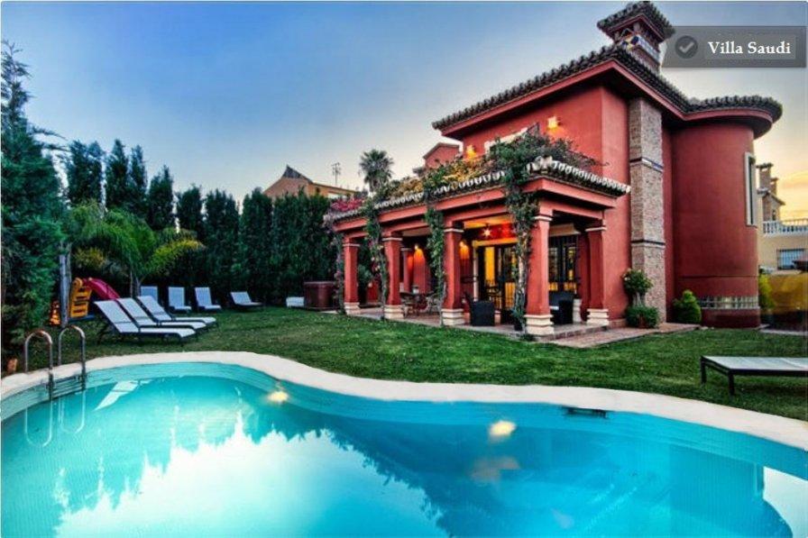 Owners abroad Holiday villa in Torremolinos, Costa del Sol