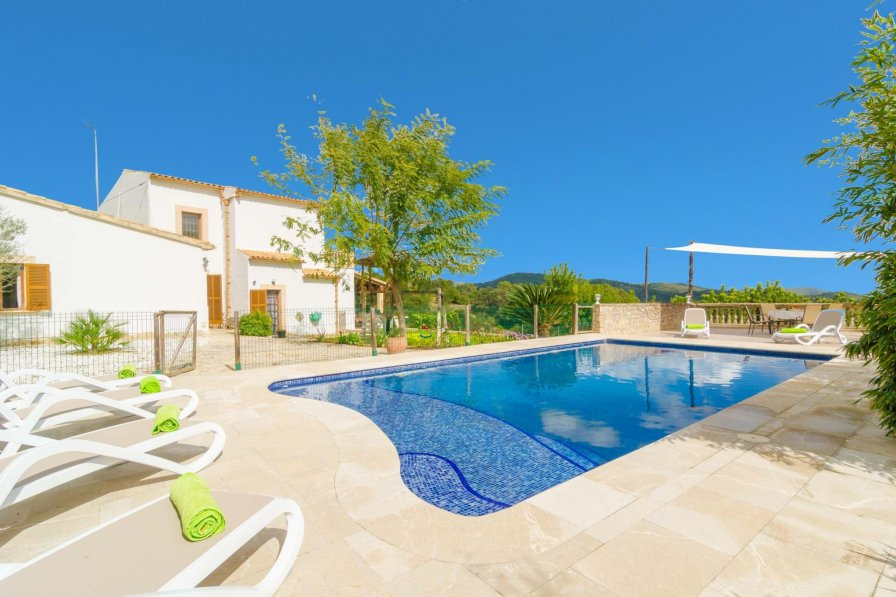Owners abroad Villa to rent in Campanet, Majorca