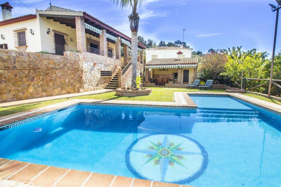 Owners abroad Alhaurín el Grande villa to rent