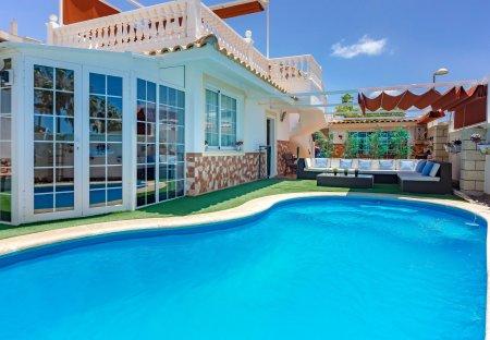 Villa in Palm-Mar, Tenerife