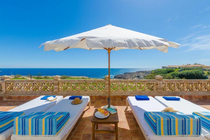 Owners abroad Villa rental in S'illot-Cala Morlanda, Majorca