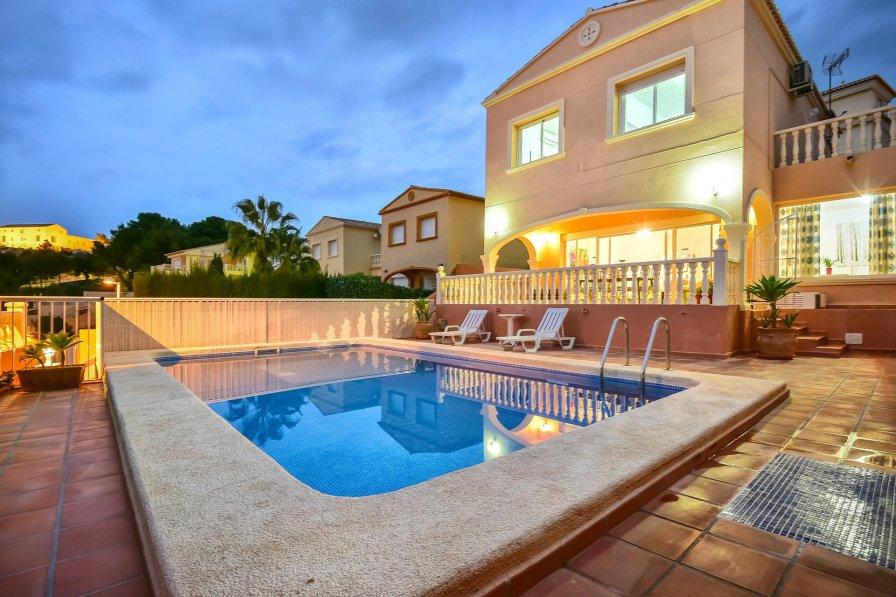 Owners abroad Villa rental in Santa Engracia, Costa Blanca